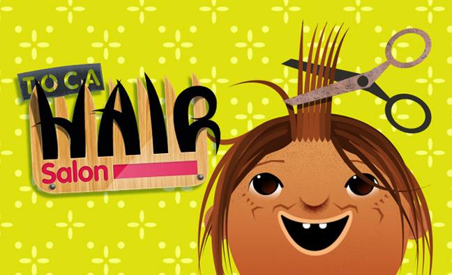 Игра Toca Hair