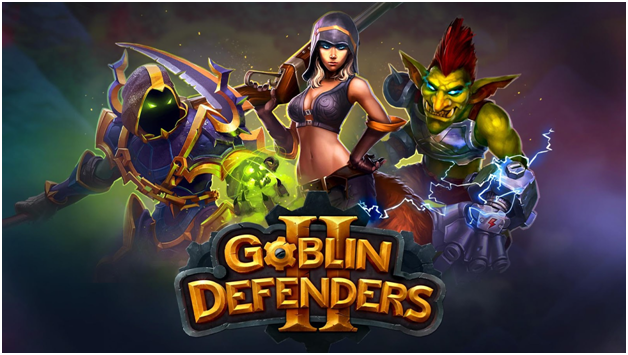 Игра Goblin Defenders 2
