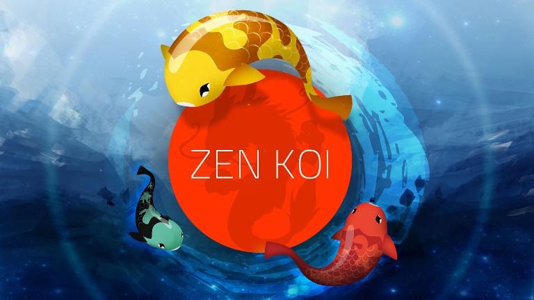 Игра Zen Koi