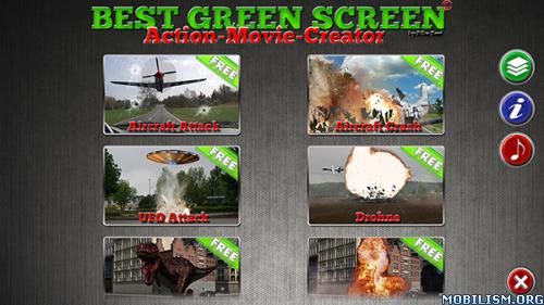 Приложение Action Movie Creator FX