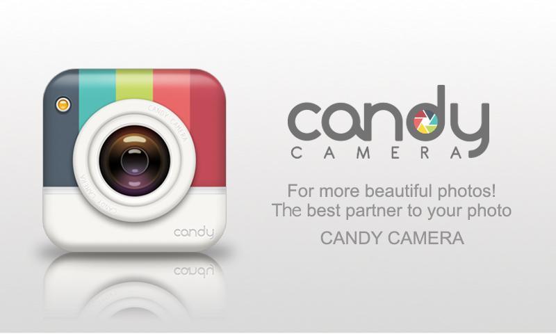 Программа Candy Camera