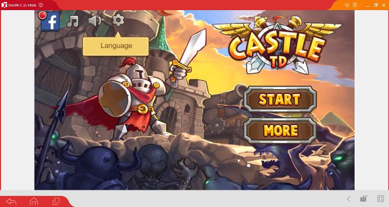 Игра Castle TD