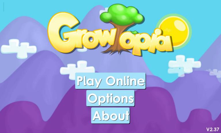 Игра Growtopia
