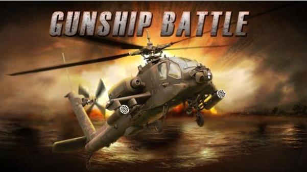 Игра Gunship Battle