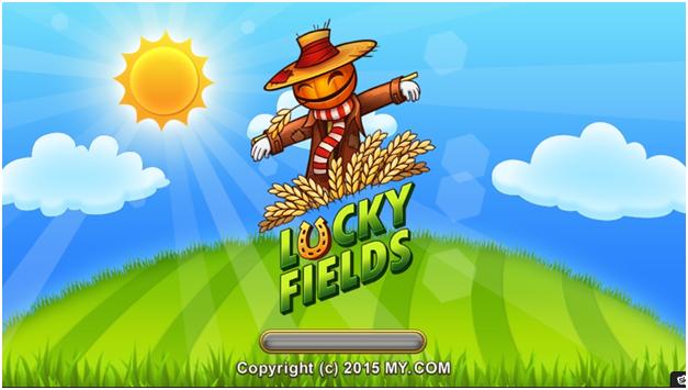 Игра Lucky Fields