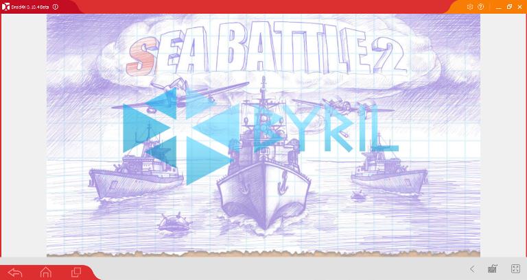 Игра Морской Бой 2