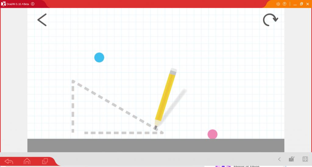 Игровой процесс Brain Dots