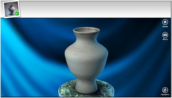 Игровой процесс Let's Create! Pottery