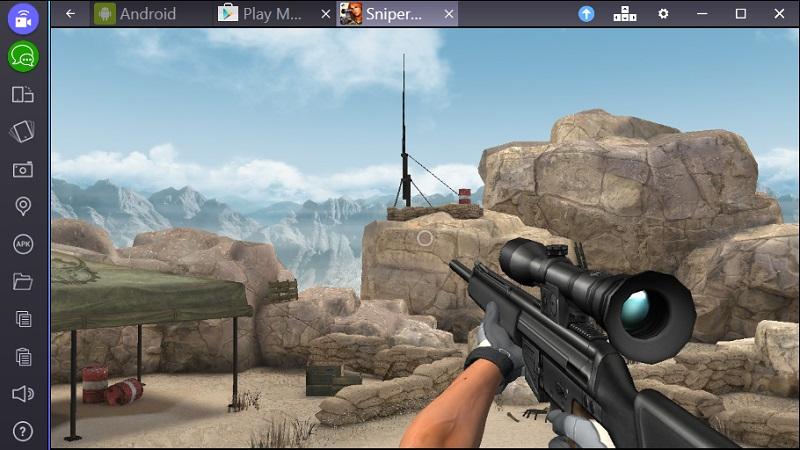 шутеры играть онлайн 3d